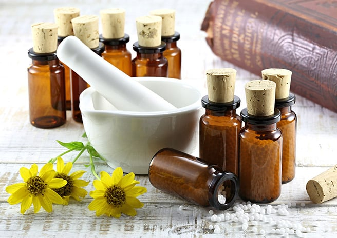 image of homeopathy for ALS patients looking for natural treatments